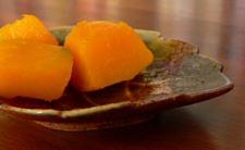 sweet simmered kabocha squash