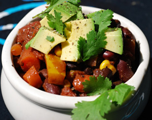 Veggie Chili Love
