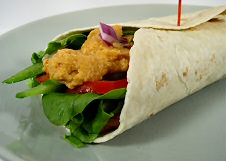 Susan's Spicy Wrap