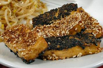 Yin & Yang Tofu