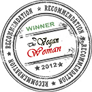 Vegan Woman Recommendation 2012