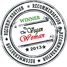 The Vegan Woman 2013 Top Food Blogs