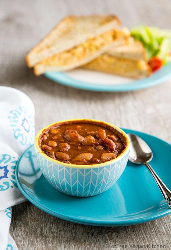 Cajun 15-Bean Soup