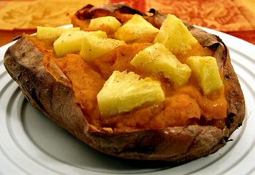 Tropical Sweet Potato Delight