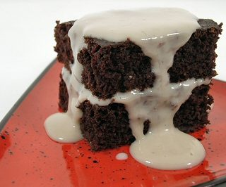 Can't Be Beet Chocolate Cake!