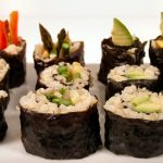 Non-Traditional Sushi (Brown Rice and No-Rice Sushi)