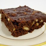 Valentine's Dessert #2: Fatfree and Fabulous Fudgy Brownies