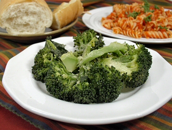 Broccoli with Garlic