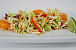 Sesame Orange Coleslaw