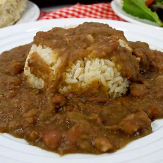 Real Louisiana Red Beans and Rice