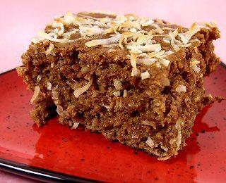 Coconut Chai Breakfast Cake