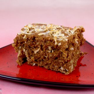 Coconut Chai Breakfast Cake