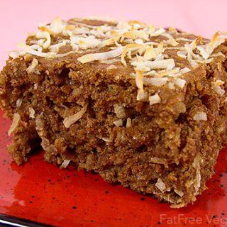 Coconut Chai Cake