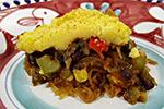 Santa Fe Spaghetti Squash Casserole