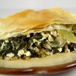 Spinach and Artichoke Pie