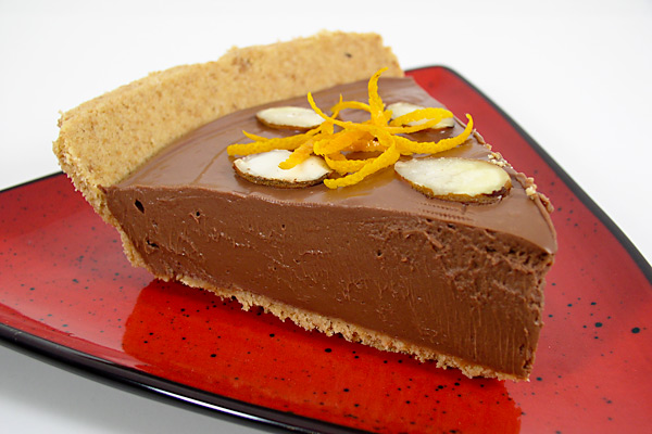 Image result for tofu chocolate pie