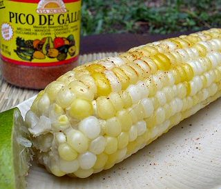 Fatfree Tip #2: Corn on the Cob