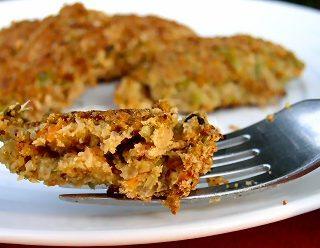 "Okara ""Crab"" Cakes"