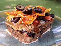Enchilada Casserole or Mexican Lasagna