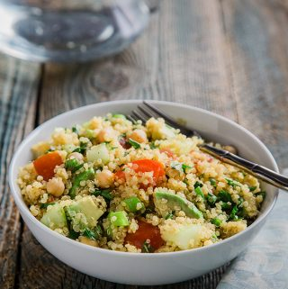 International Quinoa Salad