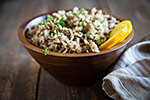Thumbnail image for Spiced Lentils and Rice