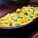 Orange Couscous Curry