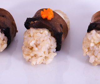 Portabella Sushi Rolls
