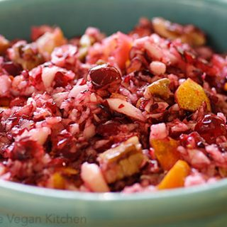 My Family's Cranberry Relish Recipe