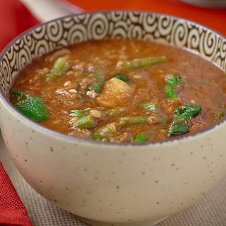 Ethiopian Red Lentil Soup