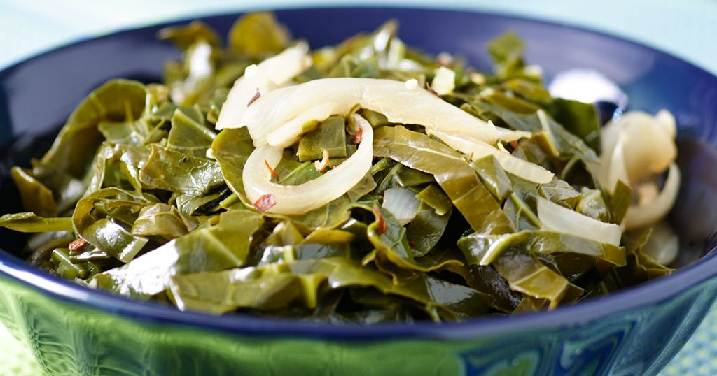 Quick and Delicious Collards in the Instant Pot or Pressure Cooker