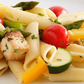 A to Z Pasta Salad
