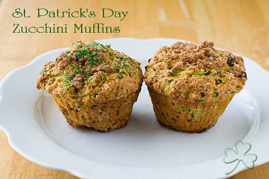 Low-Fat Zucchini Muffins from FatFree Vegan Kitchen