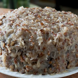 German Chocolate Birthday Cake Recipe from FatFree Vegan Kitchen