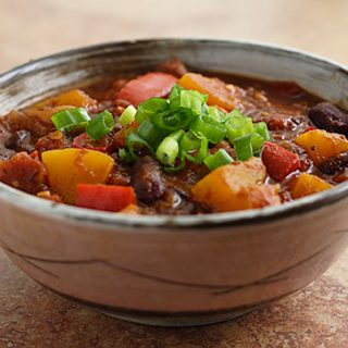 Gold Rush Chili