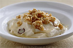 Greek-Style Soy Yogurt or Soy Yogurt Cheese
