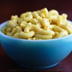 "Easy Macaroni and ""Cheeze"""