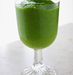 Jolly Green Smoothie: A Toast to 2 years and 400 Posts