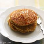 Golden Spice Pancakes
