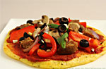 Thumbnail image for Personal Polenta Pizza