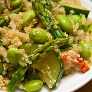Spring Green Quinoa