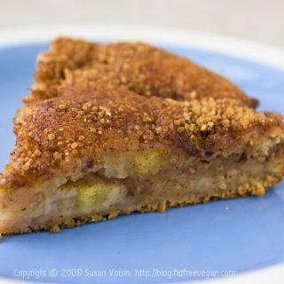 E Cooks: Banana Coffee Cake