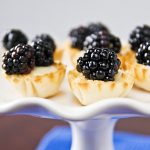 Blackberry-Lime Tartlets