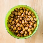 Chili Roasted Chickpeas