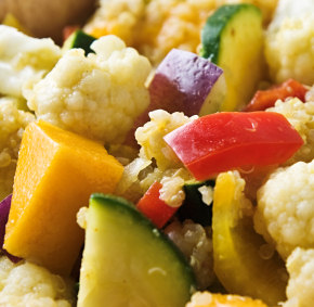 Random Act of Quinoa Salad