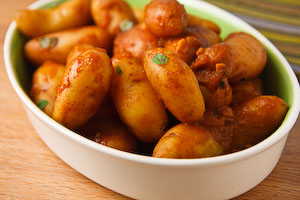 Fingerling Potatoes Braised with Smoked Paprika | Recipe ...