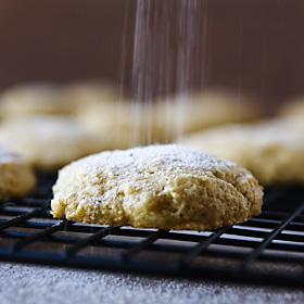 Okara (or Tofu) Coconut Cookies