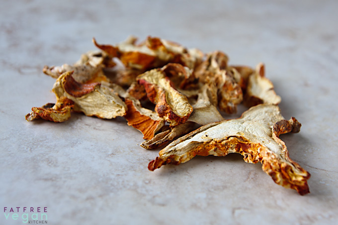 Dried Lobster Mushrooms