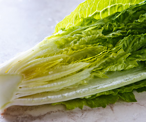 Ridiculously Easy Grilled Romaine Salad