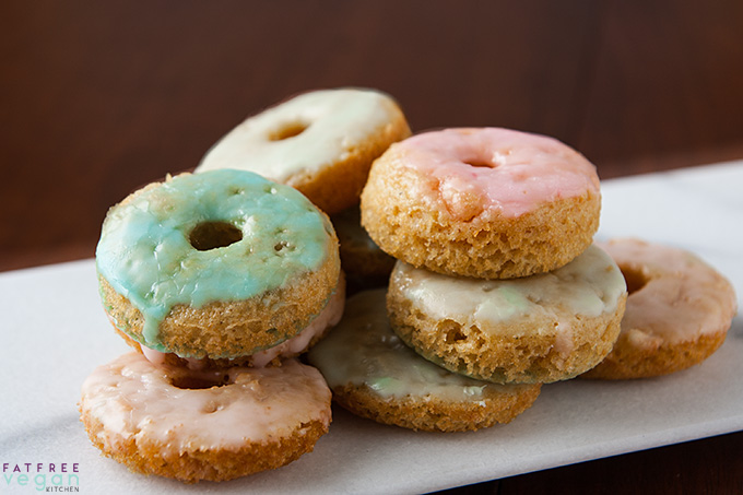 Fat-Free Mini Donuts