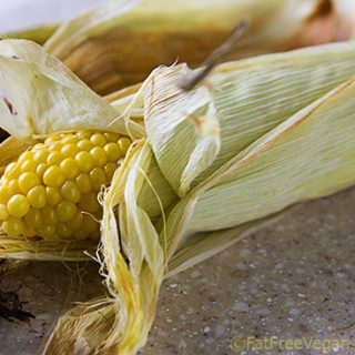 Oven-Roasted Corn-on-the-Cob